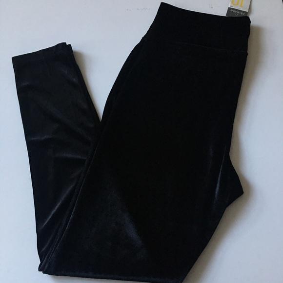 42635fee04b76 Primark Pants   Velvet Leggings   Poshmark